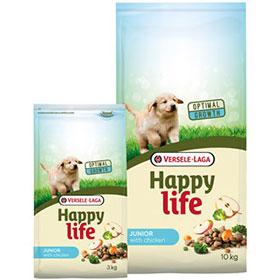 Happy Life Junior Chicken
