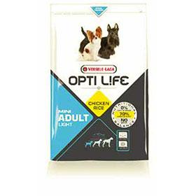 Versele-Laga Opti Life Adult Sterilised/Light Mini