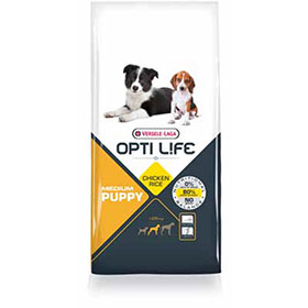 Versele-Laga Opti Life Puppy Medium