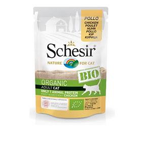 Schesir Cat BIO Organic Chicken