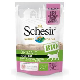 Schesir Cat BIO Organic Pork