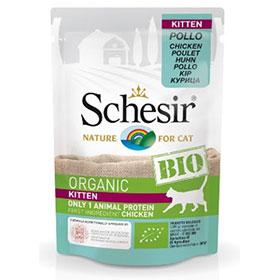 Schesir Cat BIO Organic Kitten