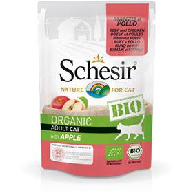 Schesir BIO Beef, Chicken And Apple