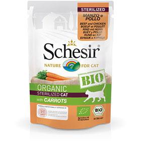 Schesir BIO Beef, Chicken And Carrot