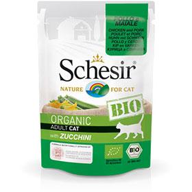 Schesir BIO Chicken, Pork And Zucchini