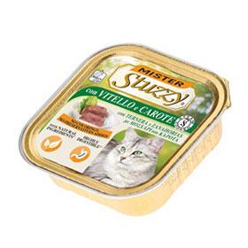 Mister Stuzzy Cat- Teletina I Šargarepa