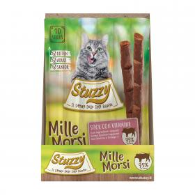 Stuzzy Friends Cat Stick Šunka 6x5g