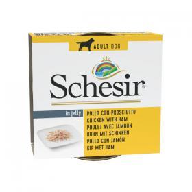 Schesir Dog Piletina I Šunka