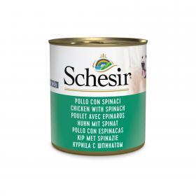 Schesir Dog Piletina-Spanać