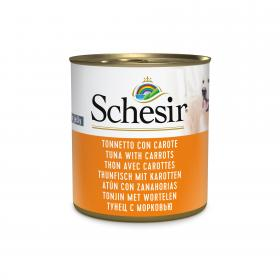 Schesir Dog Tuna-Šargarepa