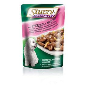 Stuzzy Speciality Dog- Teletina I Pasta