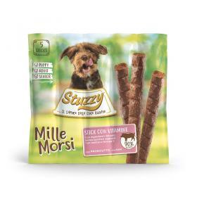 Stuzzy Friends Dog Stick Šunka 5x11g