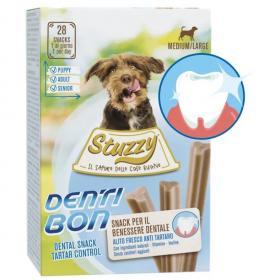 Stuzzy Friends Dog Dental Medium/Maxi Box