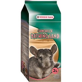 Prestige chinchilla bathing sand