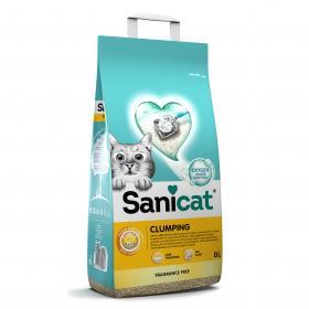 Sanicat Clumping Unscented