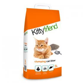 Kitty Friend Clumping