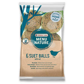 Menu Nature Suet Ball - Zimska hrana za divlje ptice ( Masna kugla )