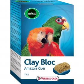 Orlux Clay Block Amazon River