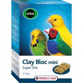 Orlux Clay Bloc Mini 3x180g