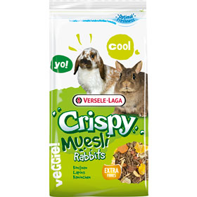 Crispy muesli Rabbits - Patuljasti zečevi