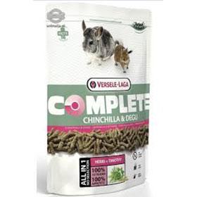 Chinchilla and Degu Complete