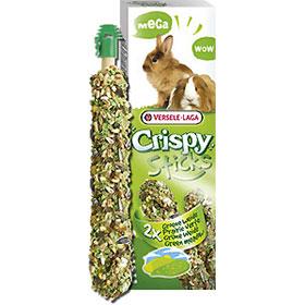 1 Stick Rabbbit-Guinea Pig - Green Meadow