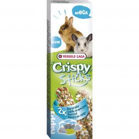 2 Stick Rabbit&Chinchila - Honey&Popcorn