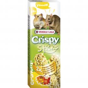 2 Stick Hamster&Rats - Popcorn&Honey