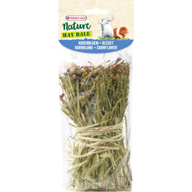Snack Hay Bale Cornflower
