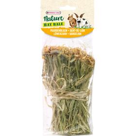 Snack Hay Bale Dandelion