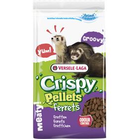 Feret crispy pellets