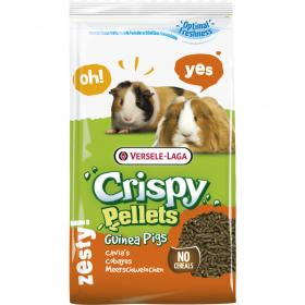 Guinea pigs crispy pellets