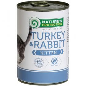 Kitten Turkey&Rabbit