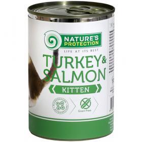 Kitten Turkey&Salmon