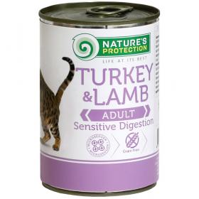 Sensitive Digestion Turkey&Lamb