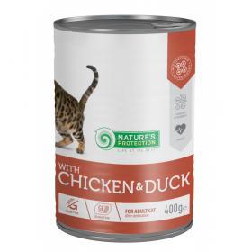 Sterilised Chicken&Duck