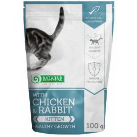 Kitten Chicken&Rabbit