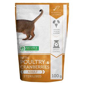 Sterilized Poultry&Cranberries