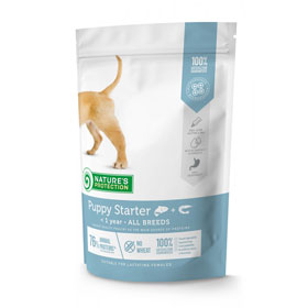 Puppy Starter Grain Free- Salmon With Kril