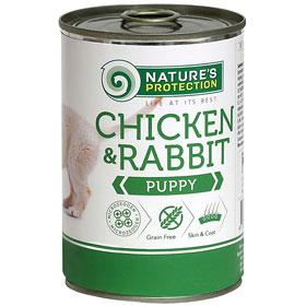 Puppy Chicken&Rabbit