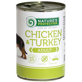 Adult Chicken&Turkey