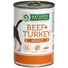 Adult Beef&Turkey