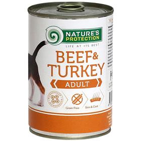 Adult Beef&Turkey