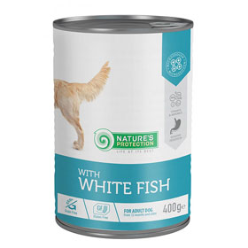Adult White Fish Sensitive Digestion