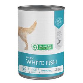 Adult White Fish Sensitive Digestion