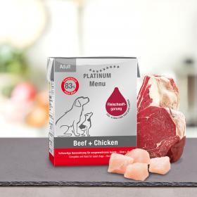 Platinum Menu Beef&Chicken
