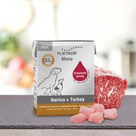 Platinum Menu Iberico&Turkey