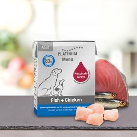 Platinum Menu Fish&Chicken