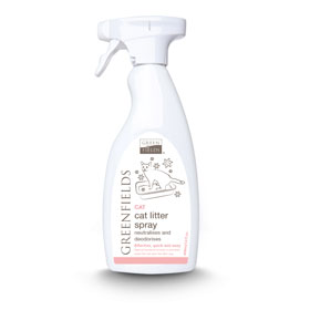 Cat Litter Spray