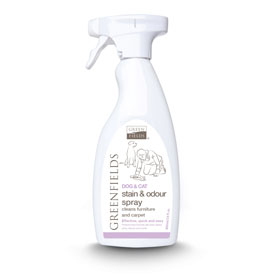 Stain And Odour Spray